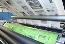 Printing – Offset-Newspaper